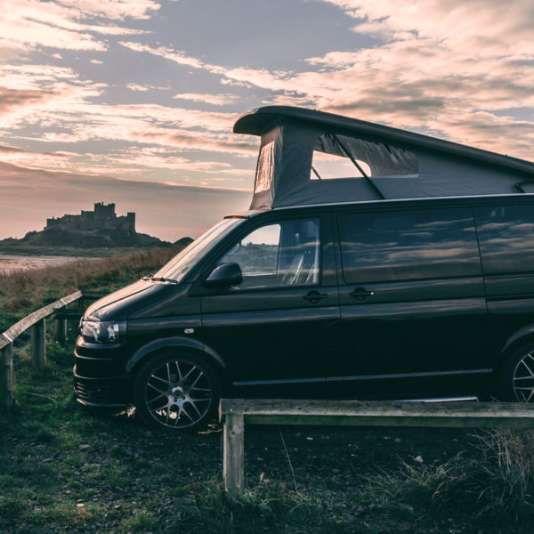 TRONOS HOLIDAY in VW T5/T6 California