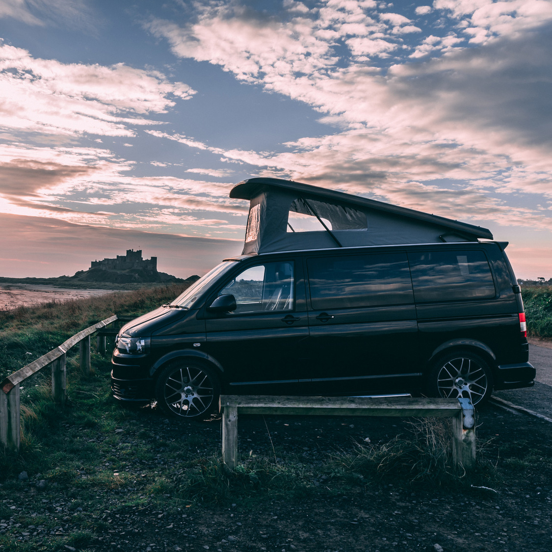 TRONOS HOLIDAY in VW T5 California